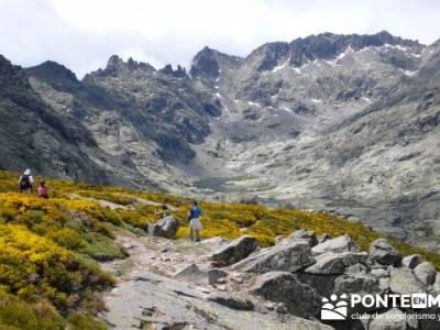 Parque Regional Sierra de Gredos - Laguna Grande de Gredos;viajes en agosto;puente octubre
